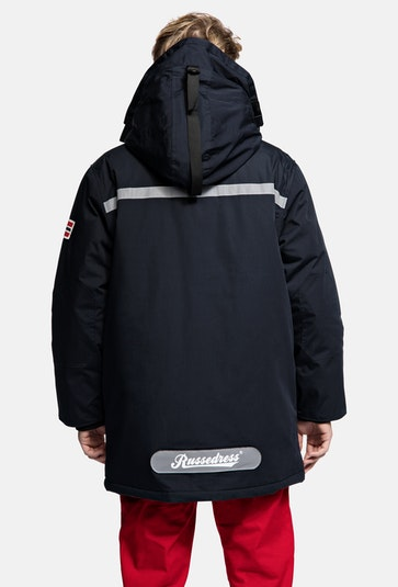 Parkas Expedition Unisex Navy