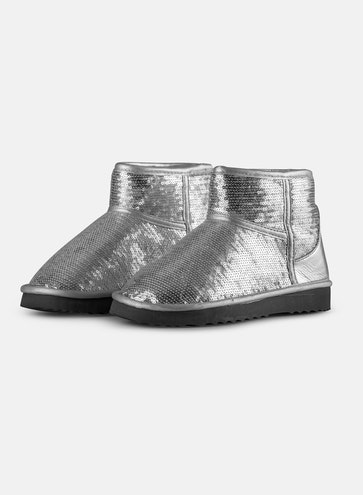 Boots Lav Sølv